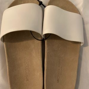 Brand New Michael Kors slides